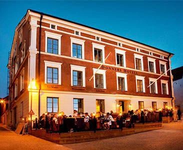 Donners Hotell, Sure Hotel Collection by Best Western - Visby, Sverige